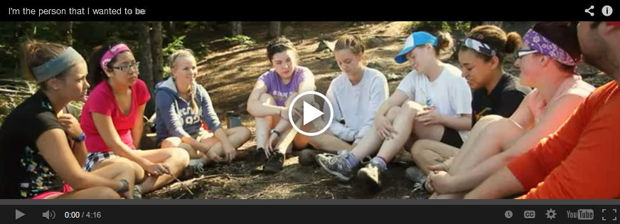 "Youth Leadership Program video: ""I'm the person that I wanted to be."""