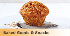 Bakes Goods and Snacks