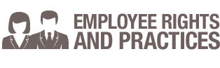 Employee rights and practices