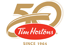 Tim Hortons Since 1964 50th years